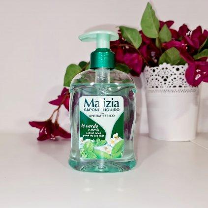Tekuté mýdlo antibakteriální MALIZIA SAPONE LIQUIDO