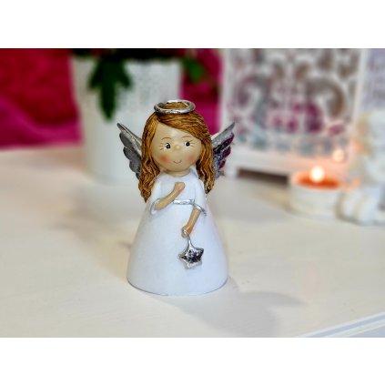 Andělka s Hvězdou štěstí