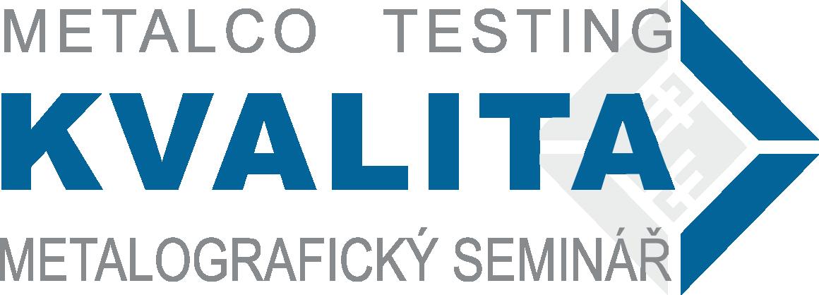 21.3. 2019- Metalografický seminář KVALITA 2019 (pořádá METALCO TESTING) - NTK Praha