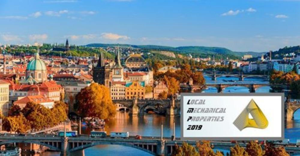 6. - 8. 11. 2019 - 14. mezinárodní konference Local Mechanical Properties 2019, Praha - s účastí METALCO TESTING