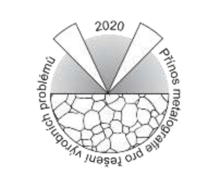 2. – 4. června 2020 - 15. konference PŘÍNOS METALOGRAFIE PRO ŘEŠENÍ VÝROBNÍCH PROBLÉMŮ, Mariánské Lázně