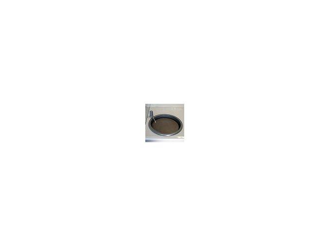 Nosič pro fixaci samolepících leštících pláten na disk vacu jet Ø 200mm