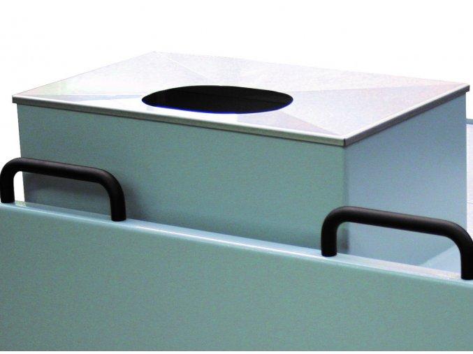 Filtrační vak,490x290x190mm - plátno fleece