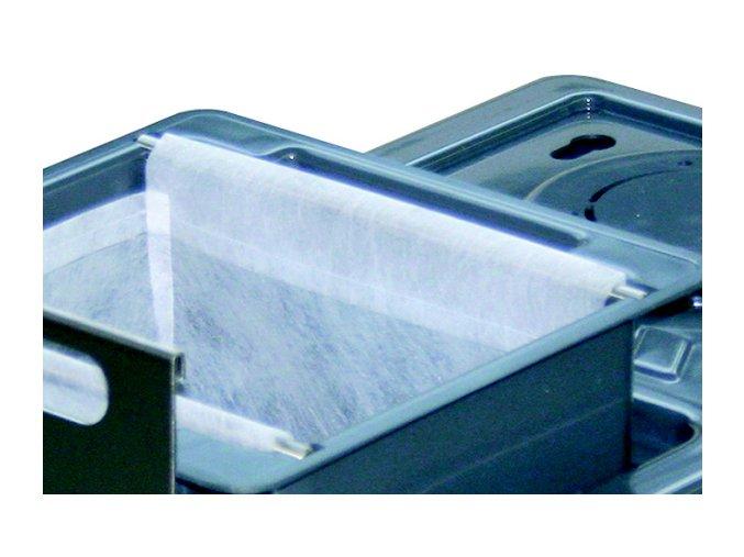 Filtrační vak,250x200x155mm - fleece