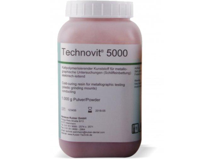 Technovit 5000 - prášek, 1kg