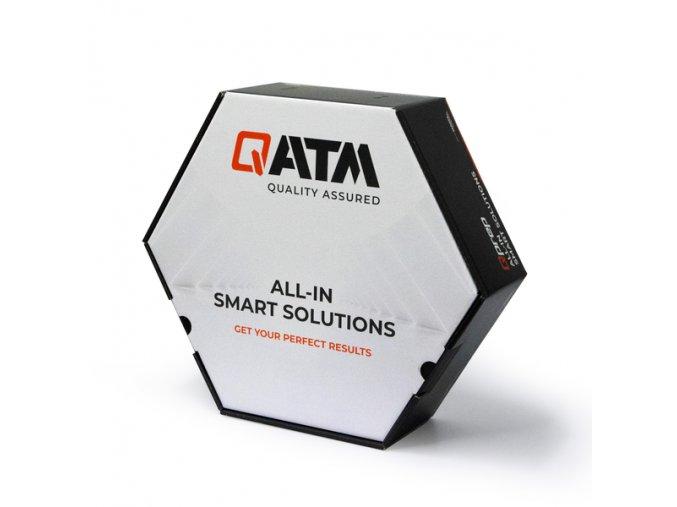 Solution Box - Sada Al (≥99,7%), hliník a tvárné slitiny hliníku