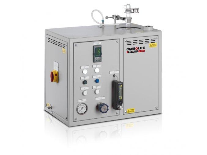 CRF1 Pec pro test reaktivity s CO2 A