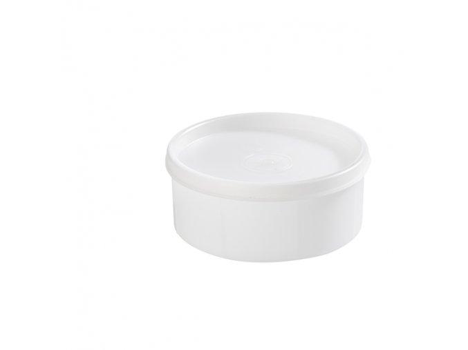 Leptací miska polyethylen (PE) Ø 90 /H 40mm