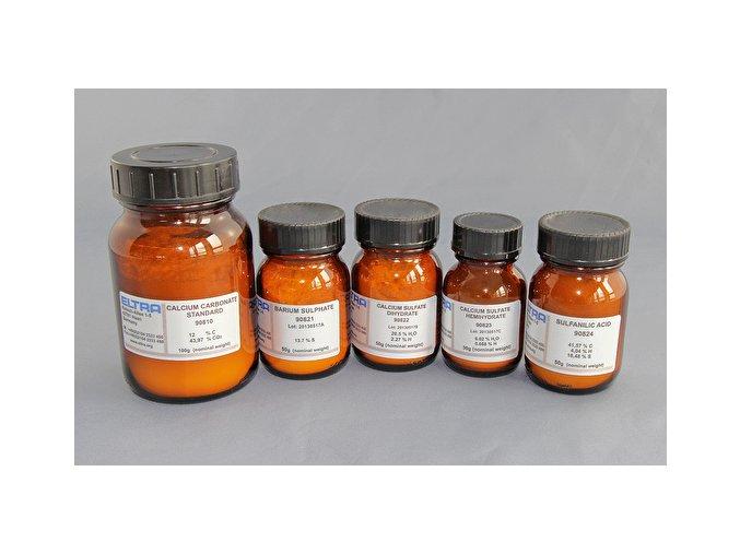Kalibrační standard - Síran barnatý, 50 g