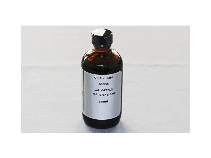 Kalibrační standard - Olej Standard, 118 ml