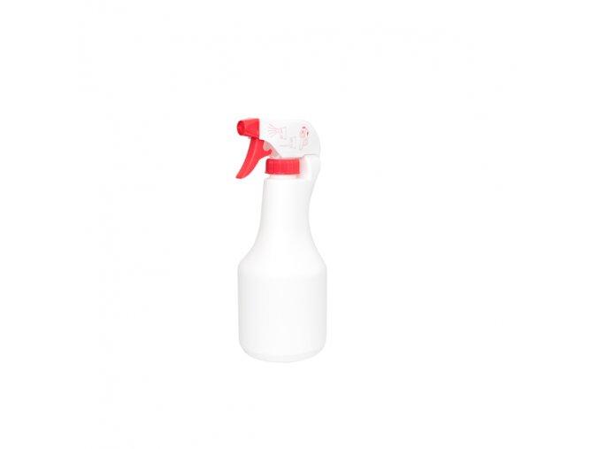 Plastová láhev s rozprašovačem, 500ml
