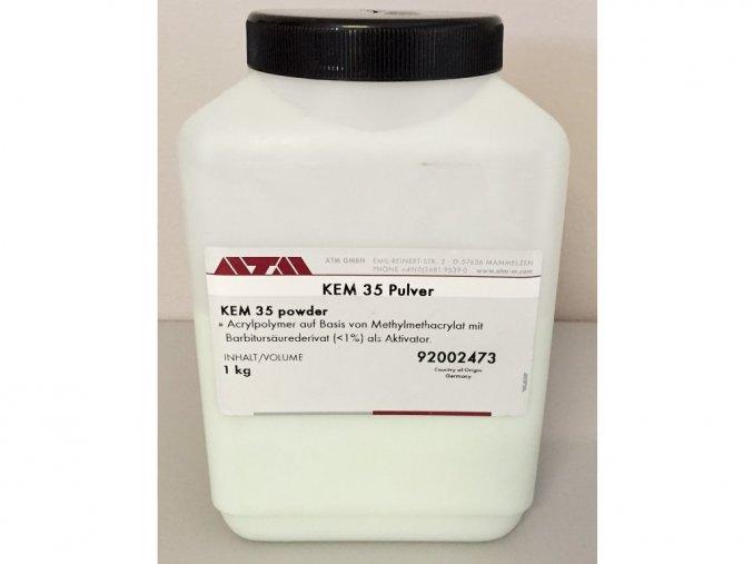 Pryskyřice pro zalévání za studena KEM 35 prášek, , balení 10kg