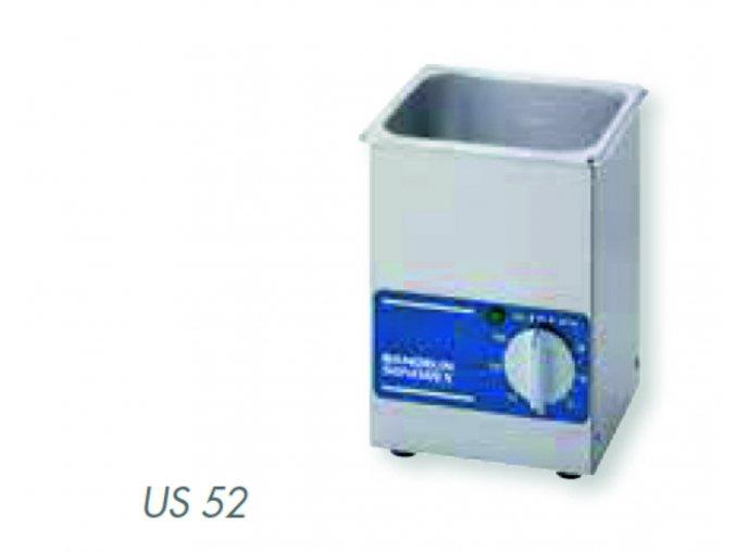 Ultrazvuková čistička US 52