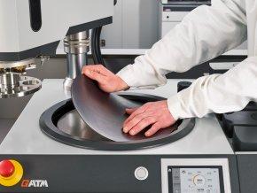 Magnetická fólie Ø 250mm x 1,0, samolepící