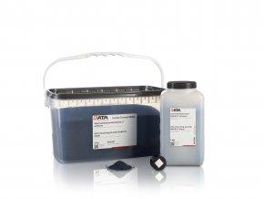 Bakelit černý - pryskyřice pro zapékání za tepla