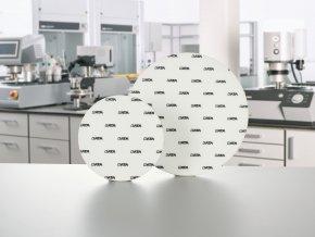 Samolepící unášecí disk oboustranný, Ø 300 mm