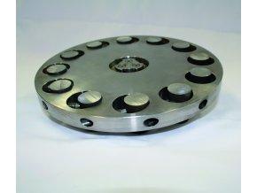 Držák vzorků pro centrální přítlak Ø 160 mm /3-bodová fixace