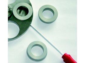 Distanční kroužky pro vzorky/ pro Rubín 520 -6ks