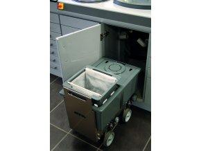 Sedimentační nádrž 45 L pro System Lab2