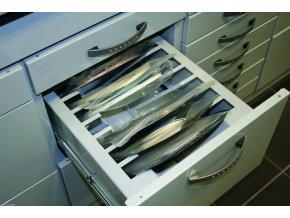 Zásobník pro skladování leštících pláten 13 ks 9 HT