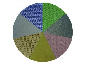 Diamantová brusná fólie Ø 250 mm -zrnitost 20, 40, 74, 125, 250 µm (zrnitost FEPA 74 µm, (≥ 5 ks = 5% sleva •≥ 10 ks =10% sleva))