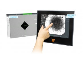 hardness tester software touch screen