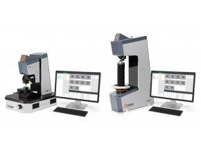 semiautomatische haertepruefer qpix Control2 M