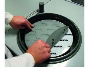 Oboustranná lepící fólie Ø 200 mm