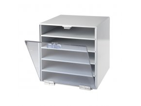 Zásobník na disky / PVC skříňka  290x290mm