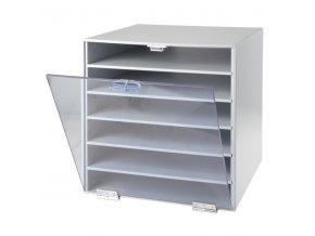 Zásobník na disky / PVC skříňka  320x320mm