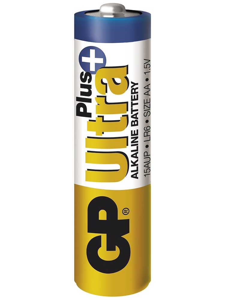 Baterie alkalické