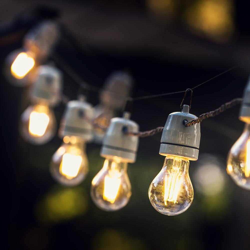 Dekorativní osvětlení