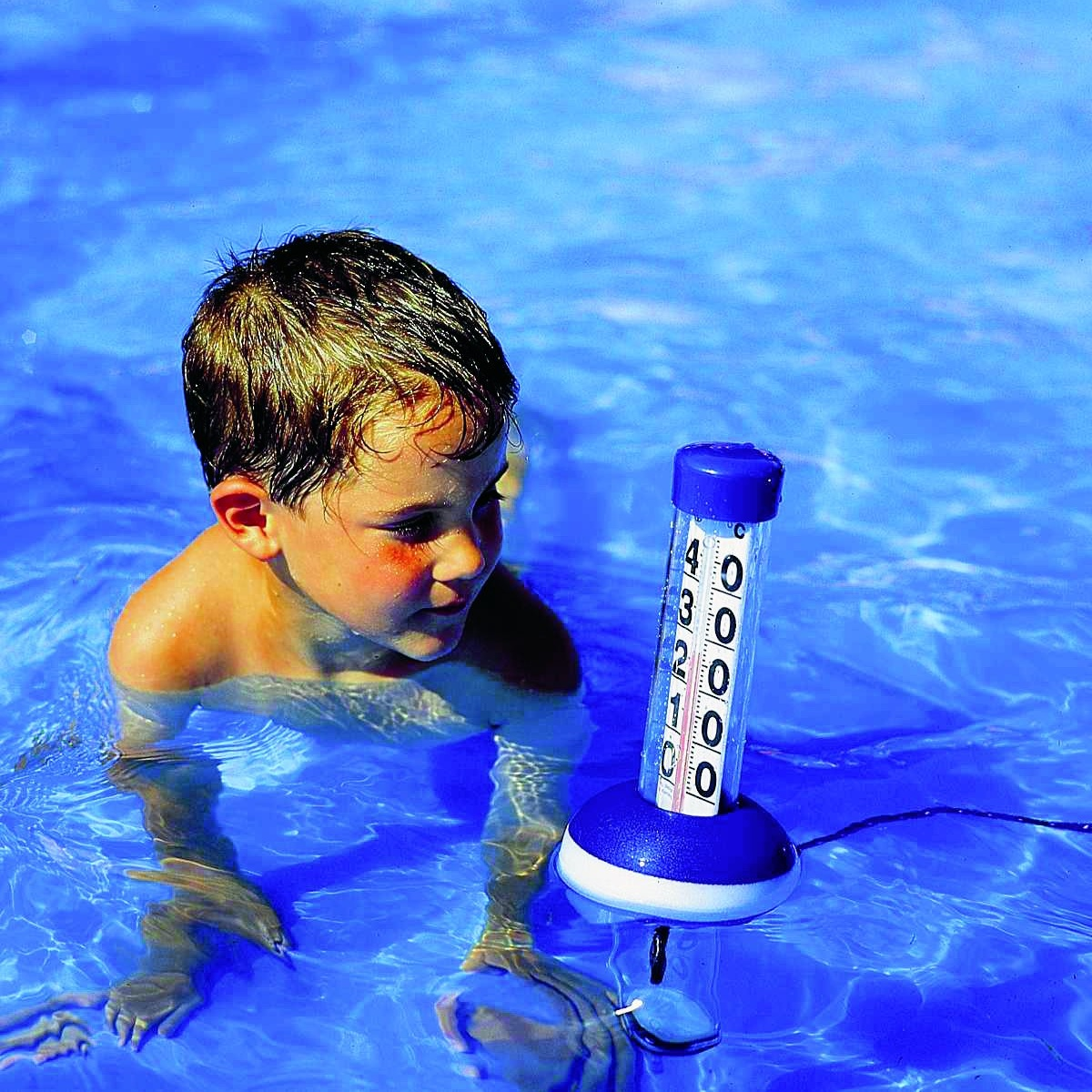 Bazénové teploměry