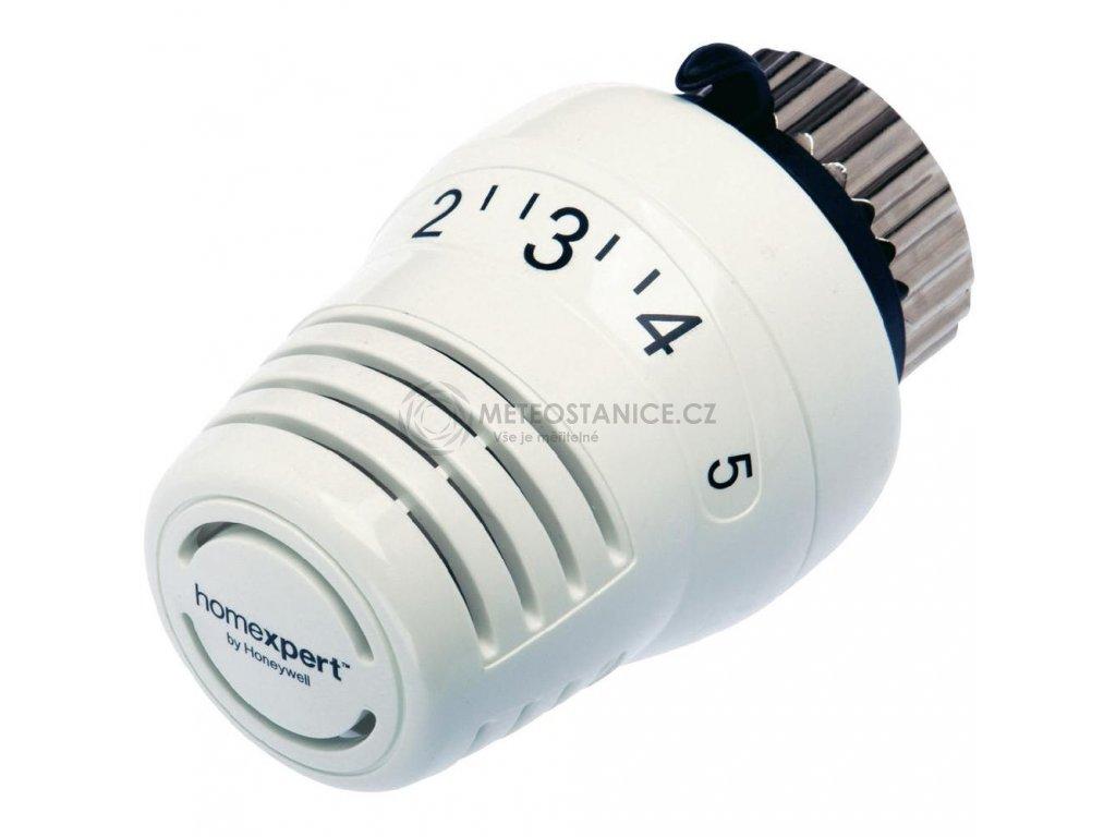 Termostatická hlavice Homexpert by Honeywell T5001RT, M30 x 1.5, bílá