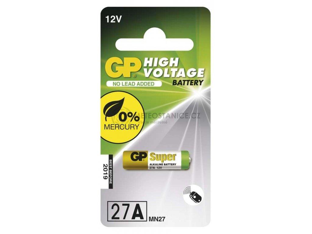 Alkalická speciální baterie GP 27AF