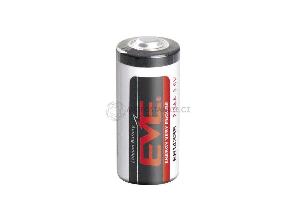 Lithiová baterie EVE velikosti 2/3 AA - 3,6 V - 1650 mAh