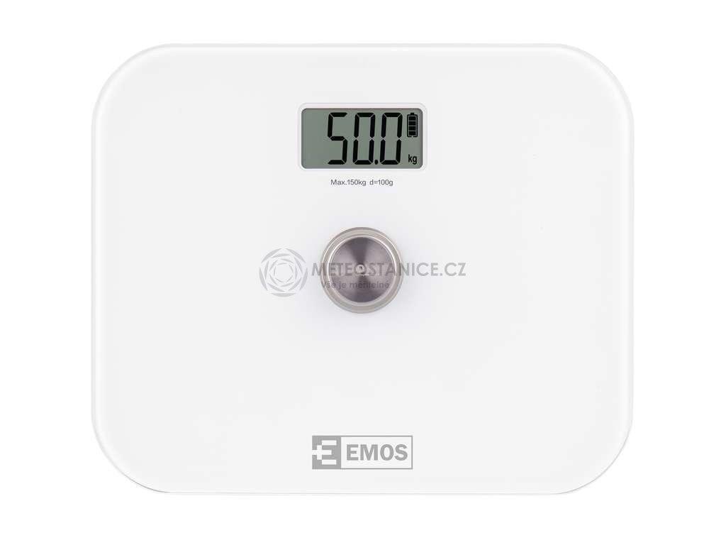 Digitální bezbateriová osobní váha EV108