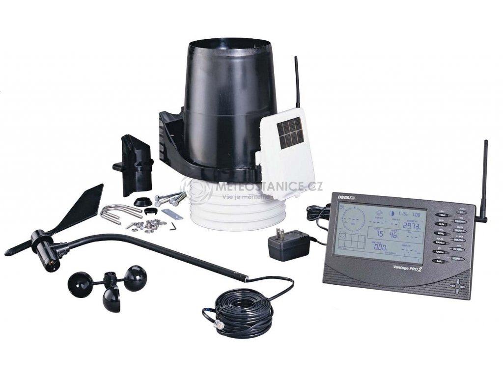 Bezdrátová meteostanice Davis Instruments Vantage Pro2, DAV-6152EU, dosah 300 m