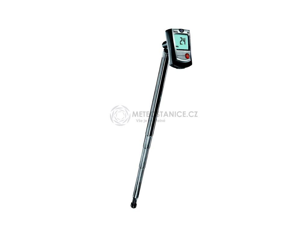 Termický anemometr thermo anemometr - testo 405