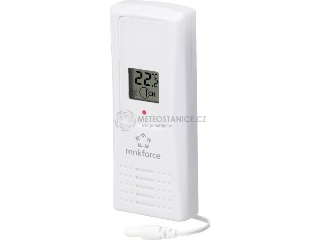 Teplotní senzor Renkforce FT007TP