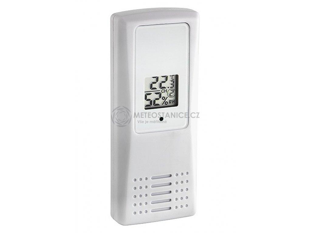 Bezdrátový senzor teploty a vlhkosti s displejem TFA 30.3208.02