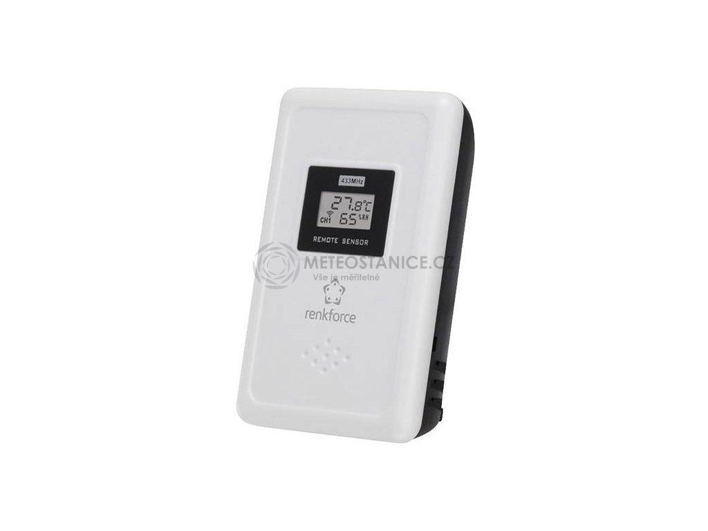 Teplotní/vlhkostní senzor Renkforce E0001HA