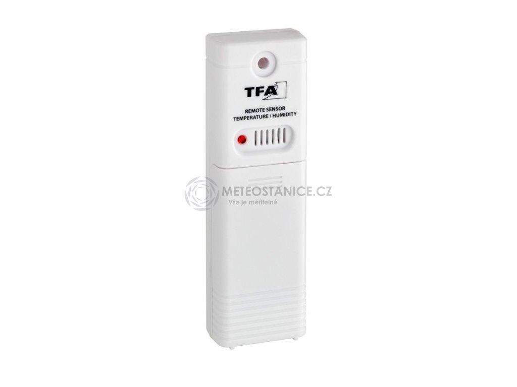 Přídavné čidlo teploty/vlhkosti TFA 30.3221.02 pro meteostanici TFA 35.1140.01 SPRING BREEZE
