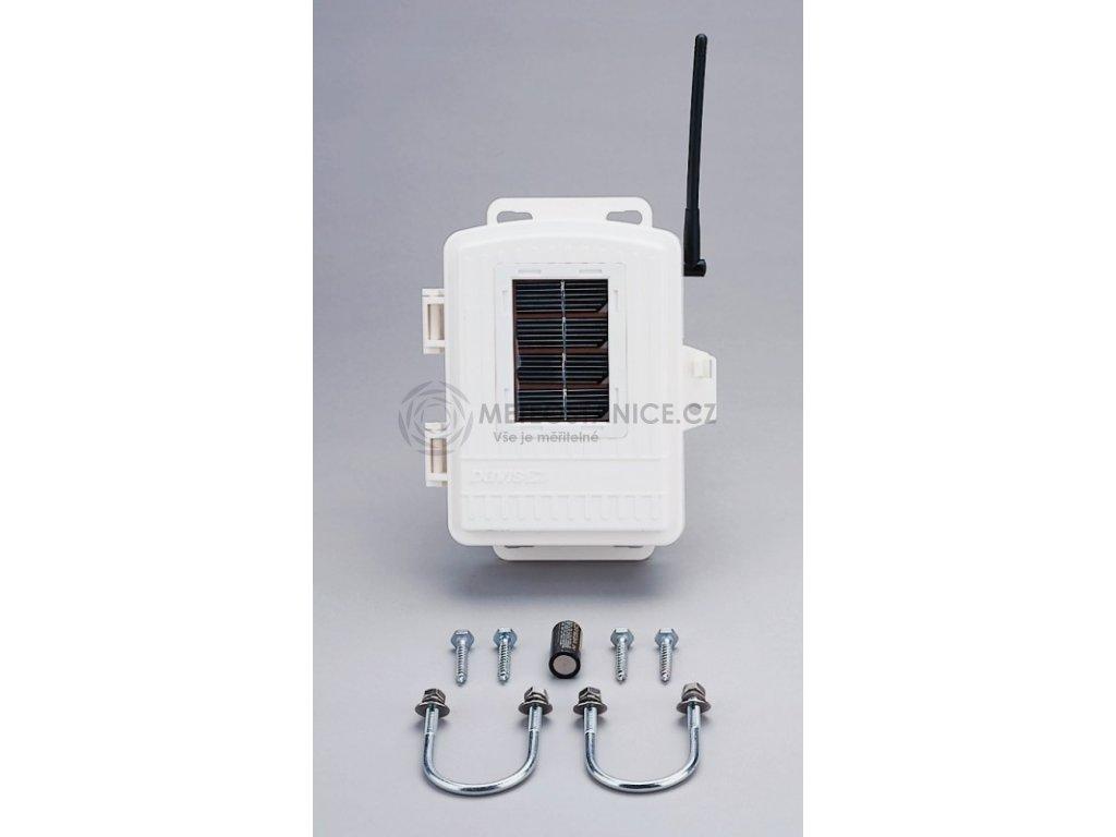 Vysílač pro bezdrátové připojení anemometru