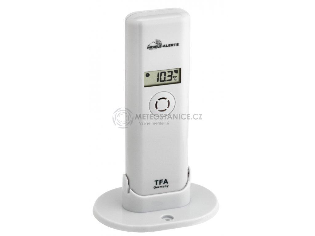 Bezdrátové čidlo teploty a vlhkosti TFA 30.3303.02 pro WEATHERHUB