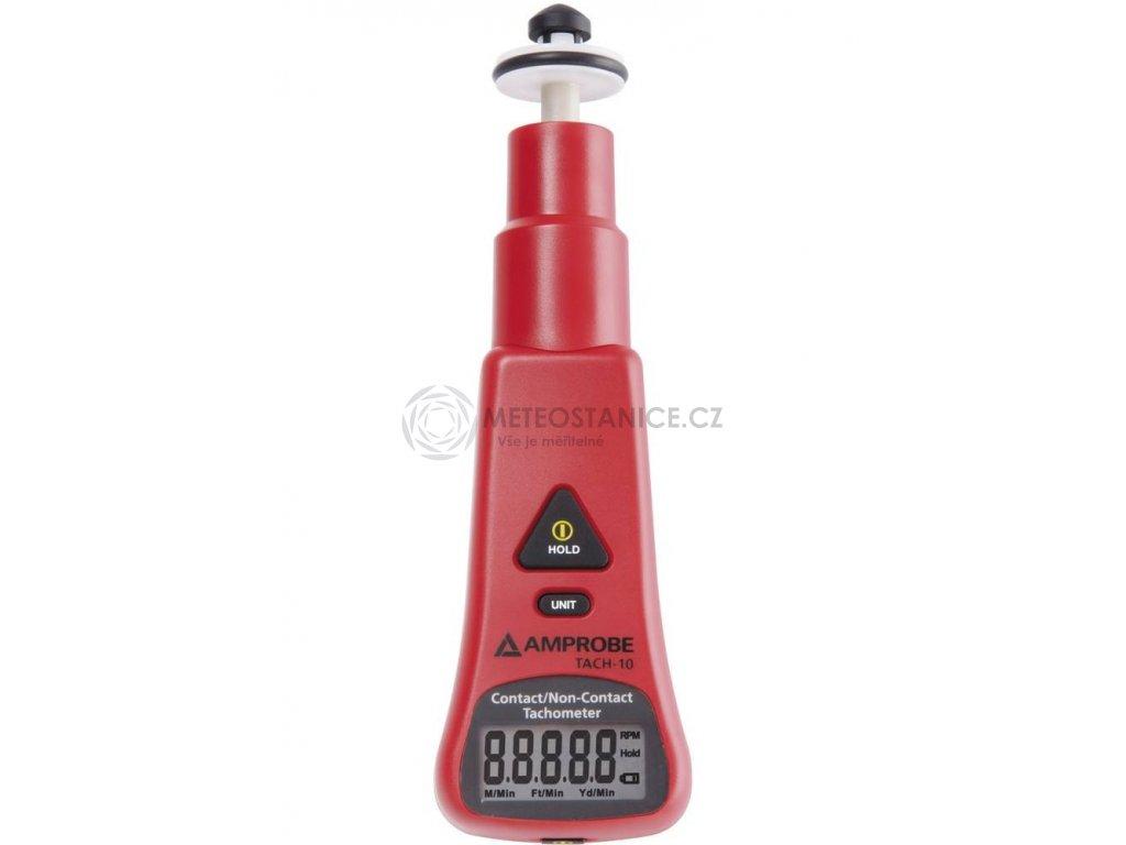 Otáčkoměr Beha Amprobe TACH-10, 0,001 - 99999 ot./min