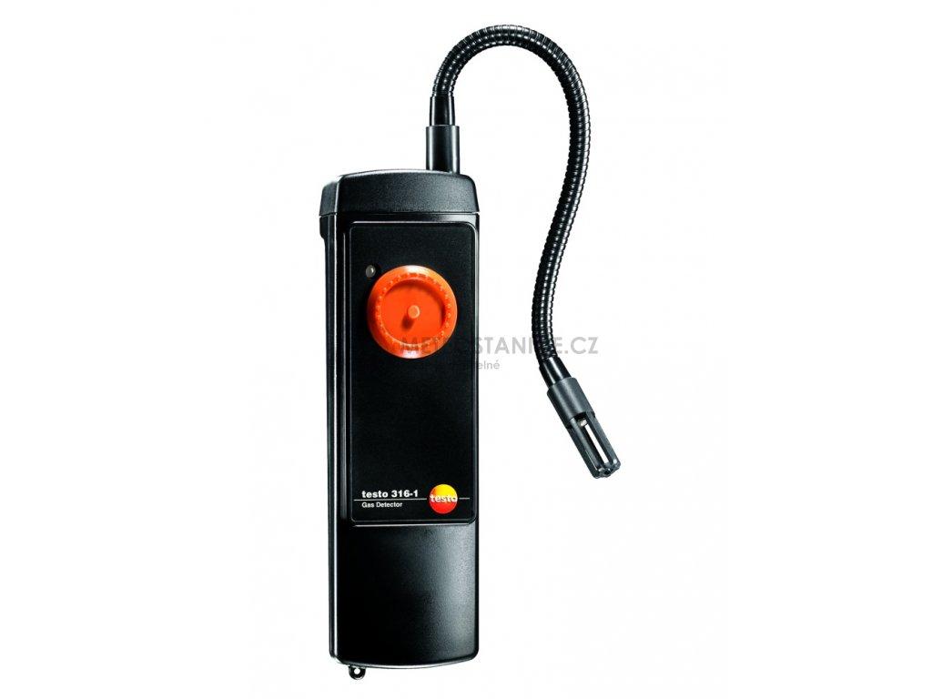 Detektor úniku plynu testo 316-1