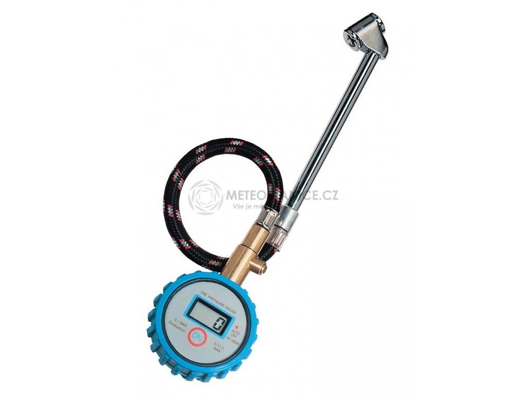 Precizní digitální měřič tlaku v pneumatikách 0 až 11 bar