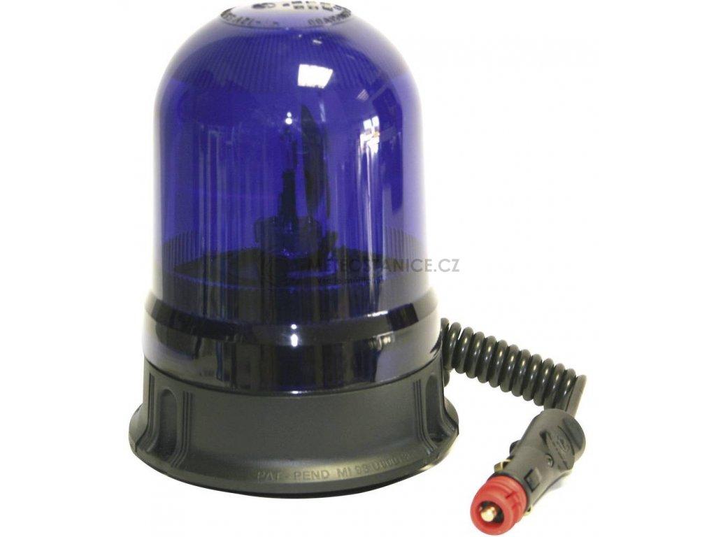 Maják do autozásuvky AJ.BA Astral GF.25, 920970, s magnetem, modrá