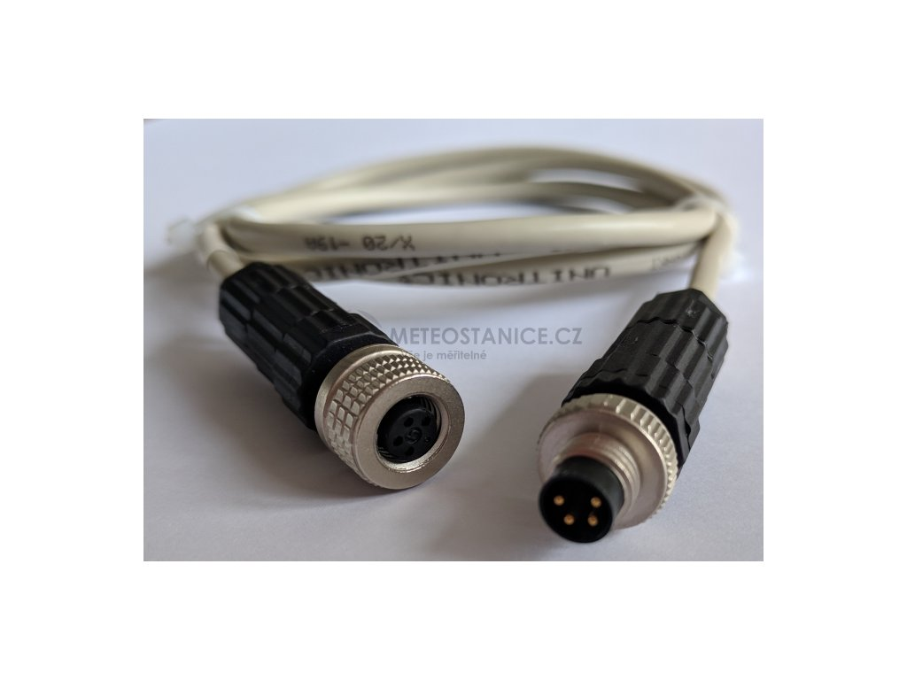 Kabel prodlužovací k sondě DIGIL a DIGIS s konektorem ELKA - 10 metrů